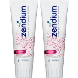 Zendium BioGum паста за комплексна защита на зъбите дуо  2 x 75 мл.
