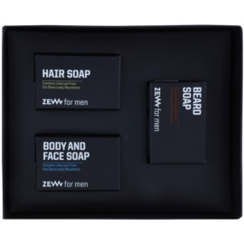Zew For Men Kosmetik-Set  IV.
