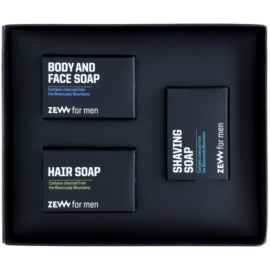 Zew For Men lote cosmético VII.