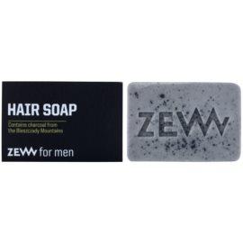 Zew For Men přírodní tuhé mýdlo na vlasy  85 ml