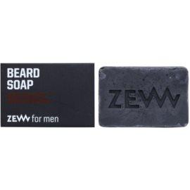 Zew For Men přírodní tuhé mýdlo na vousy  85 ml