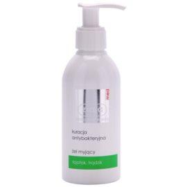 Ziaja Med Antibacterial Care tisztító gél zsíros és problémás bőrre  200 ml