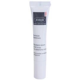 Ziaja Med Lipid Care physiologische Hautcreme für den Augenbereich für besonders empfindliche und allergiegeplagte Haut  15 ml
