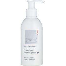 Ziaja Med Lipid Care fizjologiczny żel oczyszczający do skóry atopowej i alergicznej  200 ml