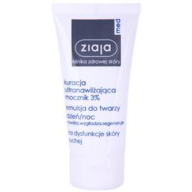 Ziaja Med Ultra-Moisturizing with Urea regenerierende und hydratisierende Creme mit glättender Wirkung (3% Urea) 50 ml