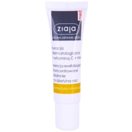 Ziaja Med Vitamin C & Hyaluronic Acid revitalizáló szérum fáradt bőrre  30 ml