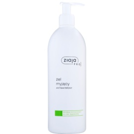 Ziaja Pro Cleansers Acne Skin antibakteriální čisticí gel pro profesionální použití  500 ml