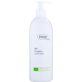 Ziaja Pro Cleansers Acne Skin gel de limpeza antibacteriano para uso profissional  500 ml