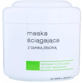 Ziaja Pro Cleansers Acne Skin adstringentní maska se zeleným jílem pro profesionální použití  250 ml