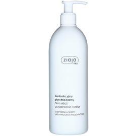 Ziaja Pro Cleansers All Skin Types čisticí a odličovací micelární voda pro profesionální použití  500 ml