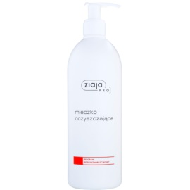 Ziaja Pro Anti-Wrinkle čisticí a odličovací mléko proti stárnutí pleti pro profesionální použití  500 ml