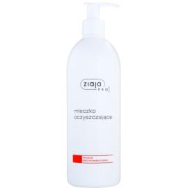 Ziaja Pro Anti-Wrinkle lapte de curățare impotriva imbatranirii pielii pentru uz profesonial  500 ml