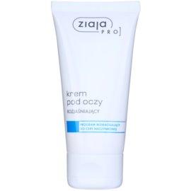 Ziaja Pro Capillary Skin rozjasňující oční krém pro profesionální použití  50 ml