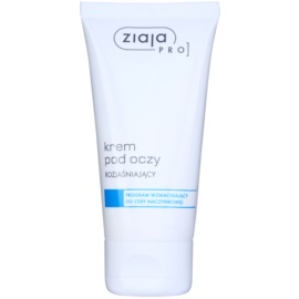 Ziaja Pro Capillary Skin crema iluminadora para contorno de ojos  50 ml