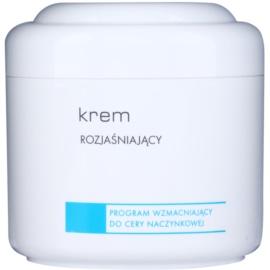 Ziaja Pro Capillary Skin creme iluminador para uso profissional  250 ml
