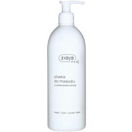 Ziaja Pro Final Care masážny olej na tvár a telo pre profesionálne použitie  500 ml