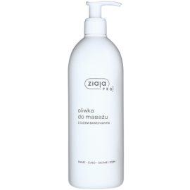 Ziaja Pro Final Care masážní olej na obličej a tělo pro profesionální použití  500 ml