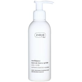 Ziaja Pro Final Care hydratačný krém na tvár SPF 50+ pre profesionálne použitie  200 ml