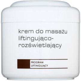 Ziaja Pro Lifting masažna krema za posvetlitev in zgladitev kože za profesionalno uporabo  200 ml