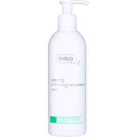 Ziaja Pro Cleansers Oily Combination and Normal Skin exfoliante intenso con microgránulos  270 ml