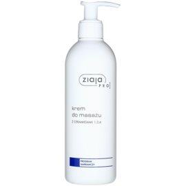 Ziaja Pro Remedial masážní krém s ceramidy pro profesionální použití  270 ml