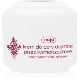 Ziaja Basic Care Antifalten-Tagescreme mit dem Coenzym Q10  50 ml