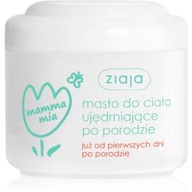 Ziaja Mamma Mia ujęrniające masło do ciała dla kobiet po porodzie  200 ml