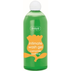 Ziaja Intimate Wash Gel Herbal Feminine Wash with Calming Effect Chamomile  500 ml