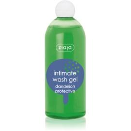 Ziaja Intimate Wash Gel Herbal zaščitni gel za intimno higieno pampeliška 500 ml