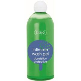 Ziaja Intimate Wash Gel Herbal Protective Gel For Intimate Hygiene pampeliška 500 ml