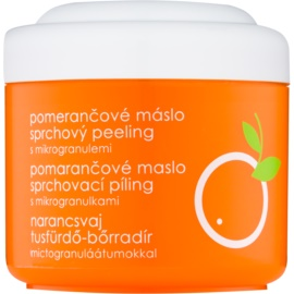 Ziaja Orange Butter sprchový peeling  200 ml