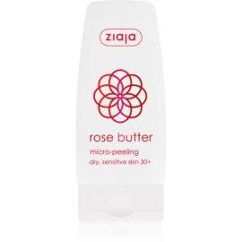 Ziaja Rose Butter скраб для тіла з мікрогранулами 30+  60 мл