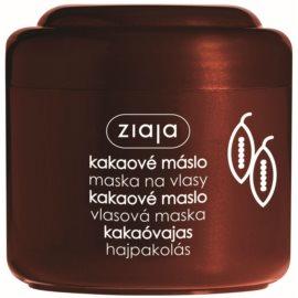 Ziaja Cocoa Butter máscara para cabelo com manteiga de cacau  200 ml