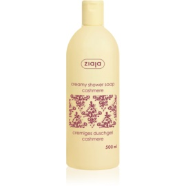 Ziaja Cashmere Creamy Shower Soap  500 ml