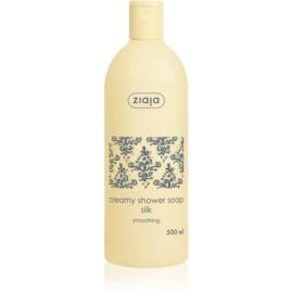 Ziaja Silk krémové sprchové mýdlo  500 ml