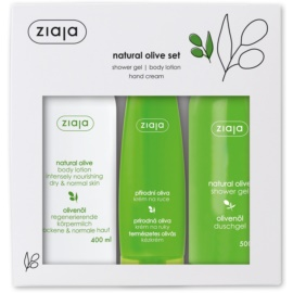 Ziaja Natural Olive Kosmetik-Set  I.