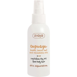 Ziaja Cupuacu Crystalline Dry Oil for Face, Body and Hair  100 ml