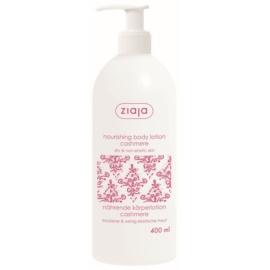 Ziaja Cashmere nährende Körpermilch für trockene Haut  400 ml