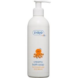 Ziaja Baby krémes hipoallergén szappan gyermekeknek három hónapos kortól  300 ml
