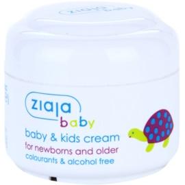 Ziaja Baby Creme für Kinder ab der Geburt  50 ml