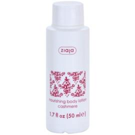 Ziaja Cashmere nährende Körpermilch für trockene Haut  50 ml