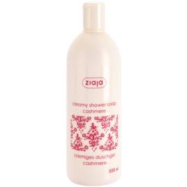 Ziaja Cashmere krémové sprchové mydlo  500 ml