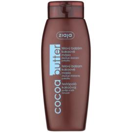 Ziaja Cocoa Butter tělový balzám pro normální a suchou pokožku  200 ml
