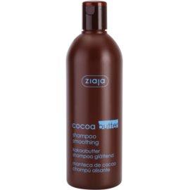 Ziaja Cocoa Butter Shampoo mit ernährender Wirkung mit Kakaobutter  400 ml