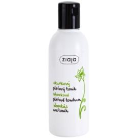 Ziaja Cucumber Reinigungstonikum für fettige und Mischhaut  200 ml