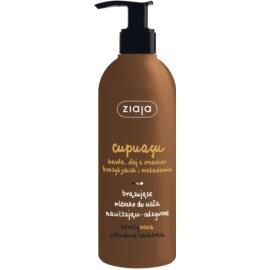 Ziaja Cupuacu Self-Tanning Body Lotion  300 ml