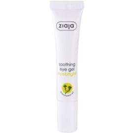 Ziaja Eye Creams & Gels gel de contorno de olhos apaziguador  15 ml