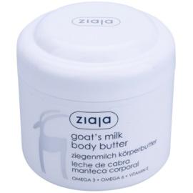 Ziaja Goat's Milk maslo za telo  200 ml