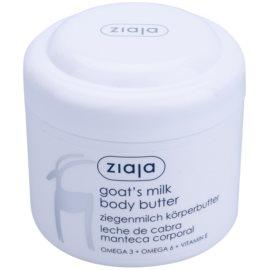 Ziaja Goat's Milk Körperbutter  200 ml