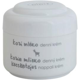 Ziaja Goat's Milk Feuchtigkeitsspendende Tagescreme für trockene Haut  50 ml